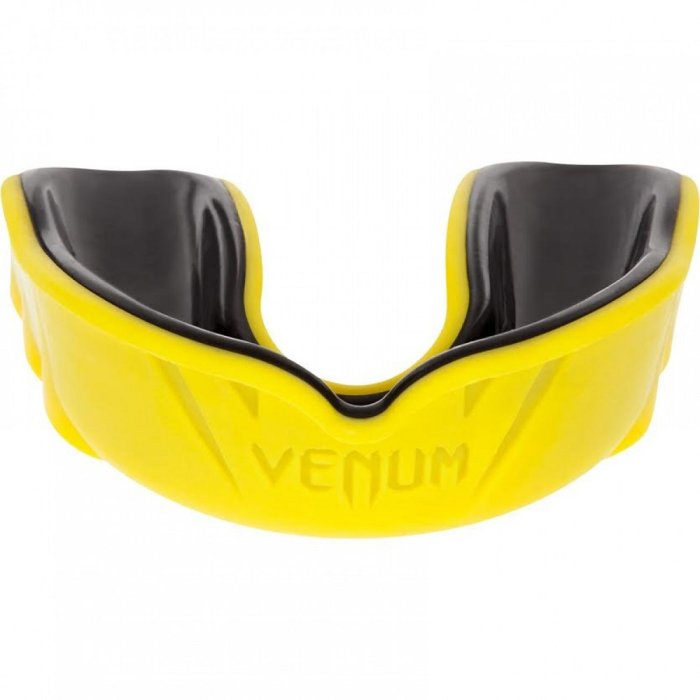 Venum Mouth Guard Challenger Yellow/Black