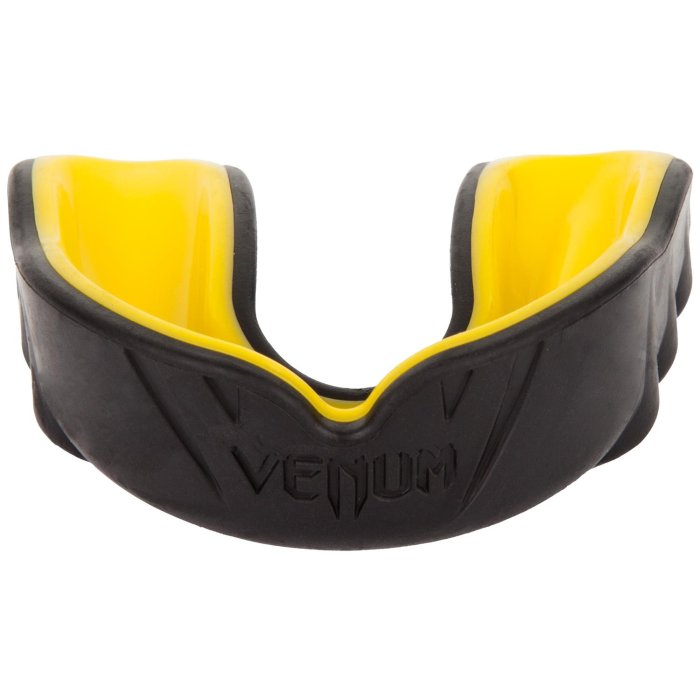 Venum Mouth Guard Challenger Black/Yellow