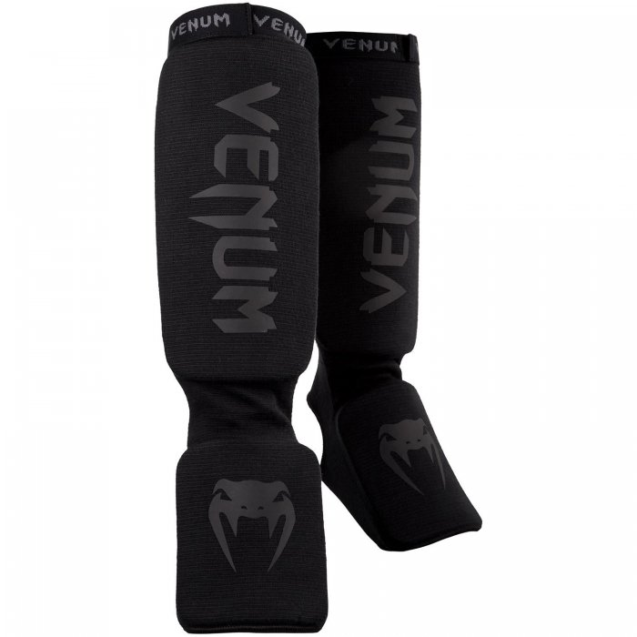 Venum Shin Guards Kontact Black/Black